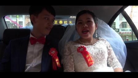 2019.11.14 黄扬森&白明 婚礼花絮