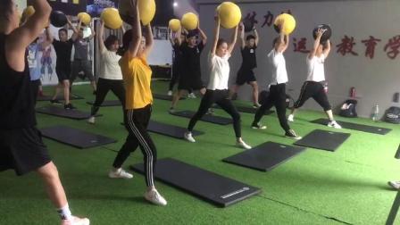 国内较好的健身教练培训学校?中体力健健身学校