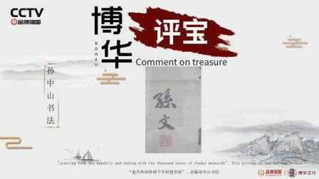 博华文化:孙中山书法(BHVIPFW-B087)