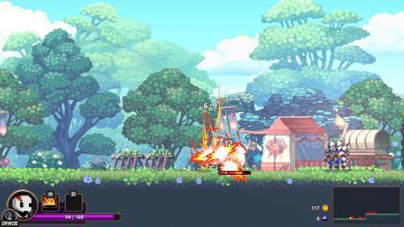 好玩到螺旋爆炸的像素Roguelike游戏