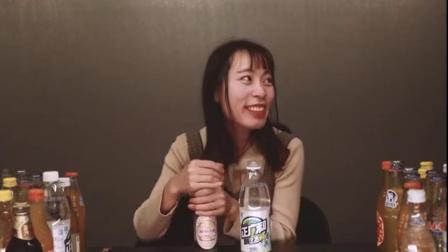 奇葩国产汽水:喝的满嘴都是泡沫??#汽水汽水