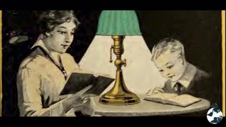 你有想过为什么电灯的光是椭圆形的嘛?#灯