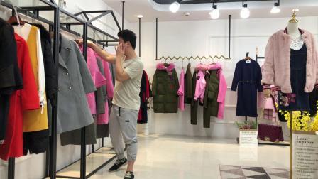 FIVE PLUS5+  品牌冬装 女装尾货货源批发