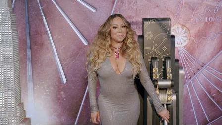 【帝国大厦ESB】Mariah Carey圣诞音乐灯光秀