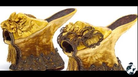 古代人穿的高跟鞋长什么样子?#高跟鞋 #时尚 #穿搭