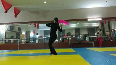 肖岚老师的舞蹈 沂蒙山小调