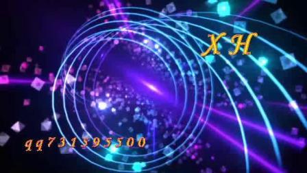 B660动感哈的宝舞蹈LED大屏幕背景视频素材
