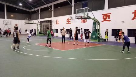 河池学院篮球场