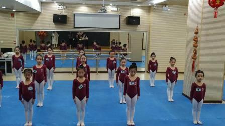 碑林区少年宫舞蹈12班2-3级联考