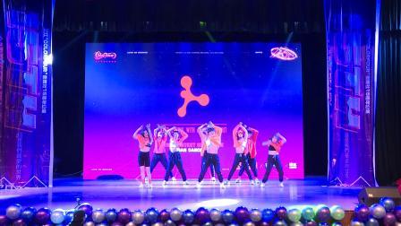 三江Colorfour Crew十五周年庆 Urban嘉宾舞 DNA