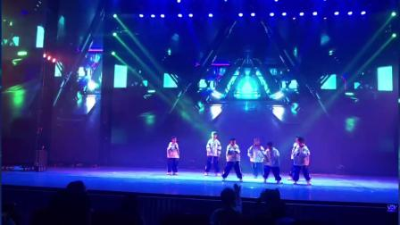 33.OPEN街舞2020新年盛典第一场节目33中原