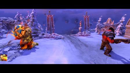 快乐加倍!DOTA2食人魔魔法师至宝+迎霜节活动上线