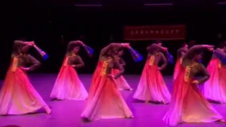 张海燕老师舞蹈《朝鲜扇子舞》