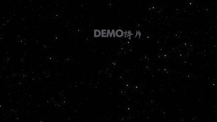 学校晚会 大学小学 舞台视频 f453 4k画质超唯美夜空中星星闪耀流星粒子星空动画背景视频素材 跳舞视频