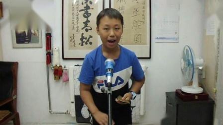 山东快书【不管三七二十一】表演者:张致诚 指导老师:仵延国