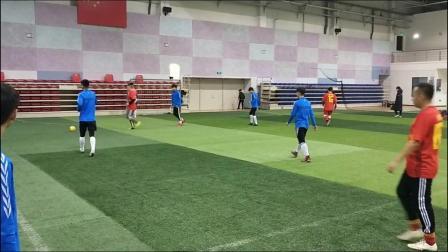 2020年度梅河口市第八届雪地足球(U15VS柳河)