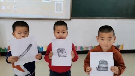 三站镇中心幼儿园兴趣班开展情况