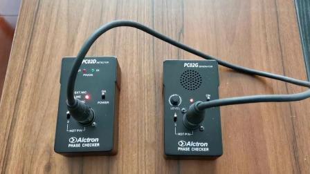 PC02直接连接信号太小不能亮灯