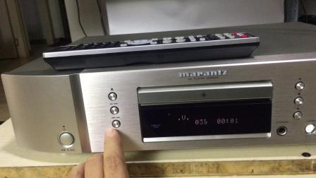 马兰士CD5005碟机测试