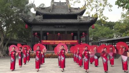 旗袍秀:中华情