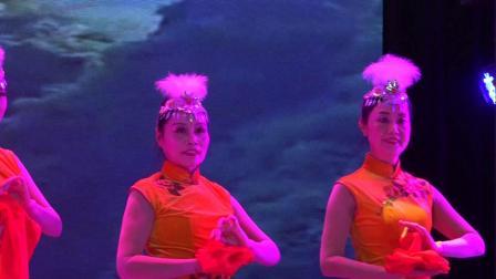 我爱你中国——芙蓉区老干艺术团模特队演出