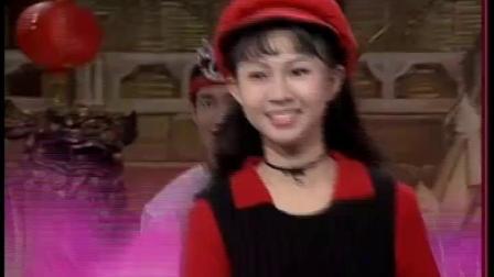 卓依婷从小到大演唱的四个版本的《恭喜恭喜》