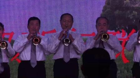 管乐合奏:共筑中国梦  我不想说再见   幸福乐团第九分团孙军等演出