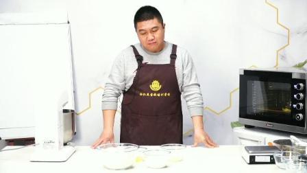 大理石士司面包现烤现场制作直播视频杜仁杰实战烘焙分享给大家推荐