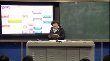 【获奖】人教版高中化学选修五第一章第一节 有机化合物的分类-吕老师优质公开课教学视频(配课件教案)