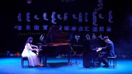 锡林郭勒职业学院音乐教育毕业演出