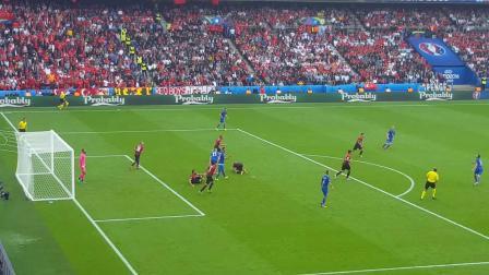 克罗地亚vs土耳其 莫德里奇的进球