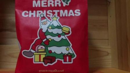 【赛特测评·美食】好利来圣诞限定蛋糕简评,这份量有点少呀!