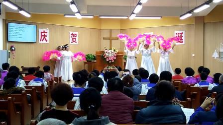 基督教舞蹈扇子舞蹈【这一生最美的祝福】