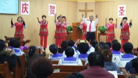 基督教舞蹈《我是一个基督徒》