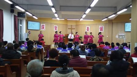 基督教舞蹈《圣诞狂欢曲》
