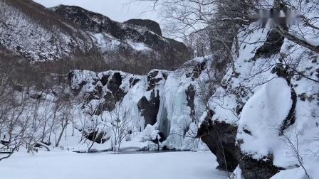 三分钟走进冬季长白山