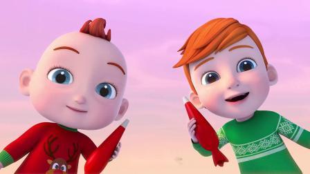 超级宝贝JOJO—圣诞奇幻姜饼屋,和孩子一起走进美好的童话世界吧