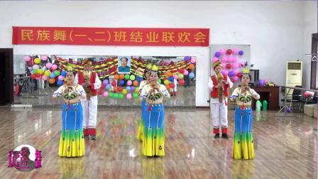 葫芦丝演奏《竹林深处》友情出演:老年大学葫芦丝班
