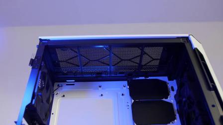 PHANTKES追风者p600主动降噪静音机箱开箱评测!
