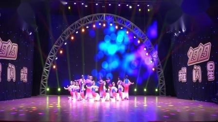 廊坊固安王辉艺术培训学校《围屋花开杯花响》