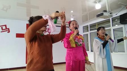 林口县莲花镇字砬子基督教会2019年圣诞节赞美会汇演《你们要赞美耶和华》