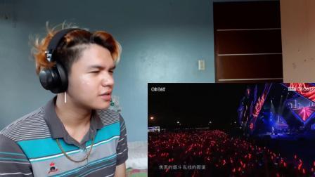 华晨宇 寒鸦少年 海外观看反应 Chenyu Hua Jackdaw Boy Live Reaction