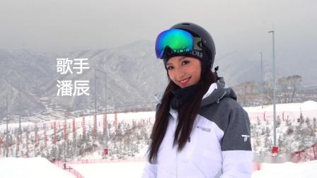 Xgame冠军Alex Ferrreira空降崇礼富龙滑雪场