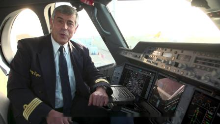 A350驾驶舱触屏新功能介绍