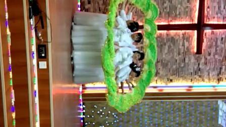 霍林河教会长青师班扇子舞《中华爱我》