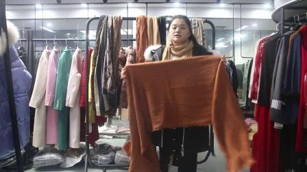 【已出】12月26日 杭州越袖服饰(围巾系列)仅一份 15件 260元【注:不包邮】