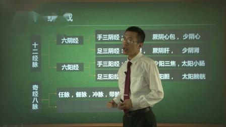 【确有专长培训】中医基础理论-第09单元-经络-刘郝钦01