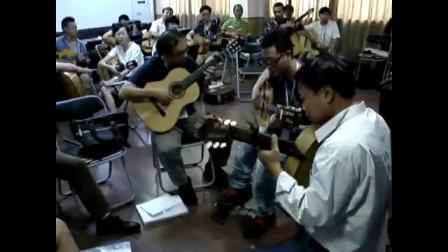 [中華之聲] 記第三屆廣州Centro Flamenco 小組集體創作訓練片段
