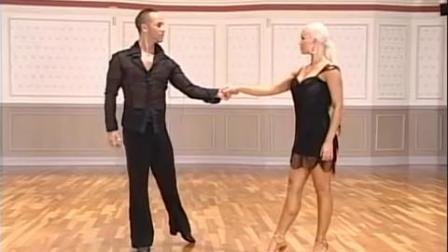 拉丁舞教程:恰恰15. Hockey Stick