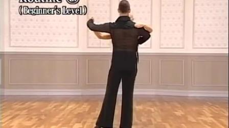 拉丁舞教程:恰恰 -Routine 1 (Beginner_'s Level)